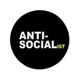 "Anti Socialist 3.5"" Button"