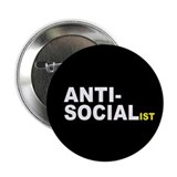 "Anti Socialist 2.25"" Button"