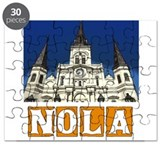 St Louis Cathedral NOLA Puzzle