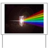 Prism Color Spectrum Yard Sign
