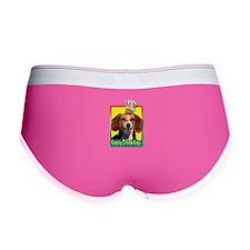 Birthday Cupcake - Beagle Women's Boy Brief