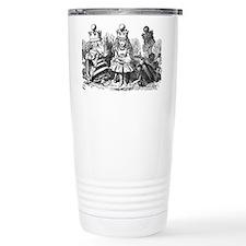 Talking Queens Ceramic Travel Mug