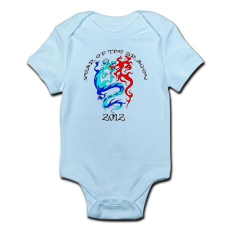 Year of the Dragon 2012 Infant Bodysuit