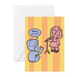 Shirley, You Jest! Greeting Cards (Pk of 10)