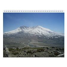 Mt St Helens Wall Calendar