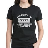Property of Teacher Tee