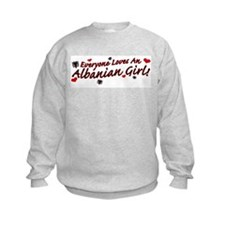 Unique Albania Sweatshirt