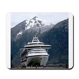 Cruise Alaska Mousepad