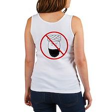 No Terrorism Women's Tank Top