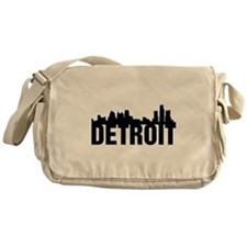 Detroit City Messenger Bag