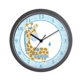 Jungle Jill Wall Clock - Adrian