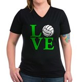 Volleyball LOVE Shirt