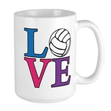 Volleyball LOVE Mug