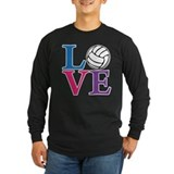 Volleyball LOVE T