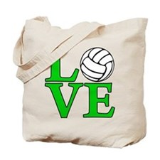 Volleyball LOVE Tote Bag (on both sides)