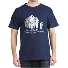 Saxophone Stand out T-Shirt