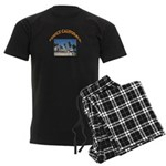Venice California Men's Dark Pajamas