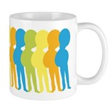 Tuba Marching Band Small Mug