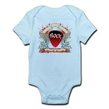 Rock Music Infant Bodysuit
