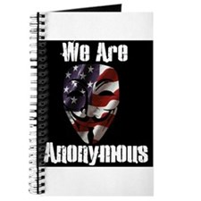 We Are Anonymous USA Journal