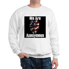 We Are Anonymous USA Sweatshirt