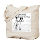 Track Lighting Tote Bag