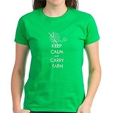 Keep Calm & Carry Yarn Tee-Shirt
