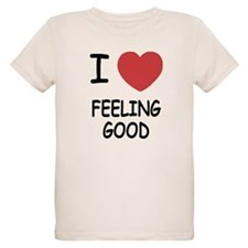 I heart feeling good T-Shirt