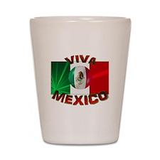 Viva Mexico Shot Glass