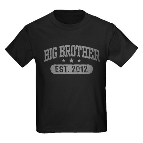 Big Brother 2012 Kids Dark T-Shirt