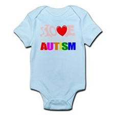 I love my autistic brother Infant Bodysuit