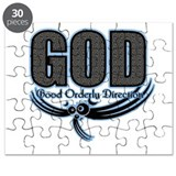 good orderly direction (GOD) Puzzle