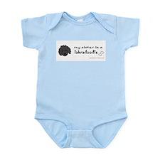 labradoodle-more dog breeds Infant Bodysuit