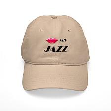 KissMyJazz Baseball Cap
