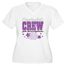 Unique Cheerleading squad T-Shirt