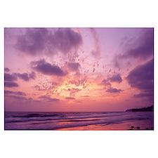 Sunset Pacific Beach San Diego CA