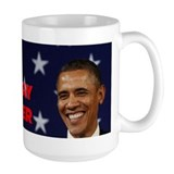 Barack Obama 2012 Coffee Mug