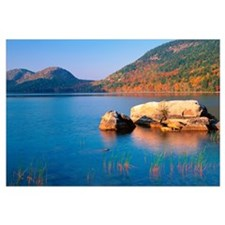 Maine, Acadia National Park, Jordon Pond