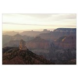 Arizona, Grand Canyon National Park, High angle vi