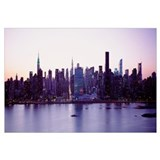 New York City Skyline Wall Art | New York City Skyline Wall Decor