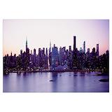 New York City Skyline Wall Art | New York City Skyline Wall Decor