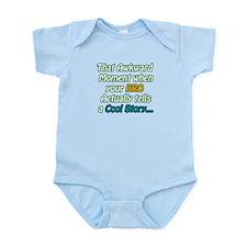 Awkward Cool Story Infant Bodysuit