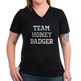 Team Honey Badger Shirt