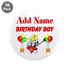 "PERSONALIZE THIS 3.5"" Button (10 pack)"