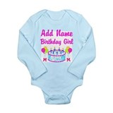 PERSONALIZE THIS Long Sleeve Infant Bodysuit