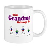 This grandma belongs to Coffee Mugs