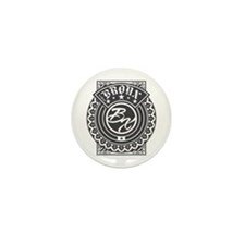 The Bronx Logo Mini Button (10 pack)