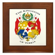 Tongan Sila Framed Tile