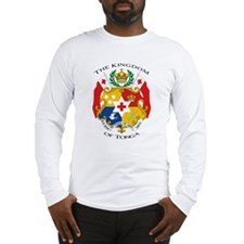 Tongan Sila Long Sleeve T-Shirt
