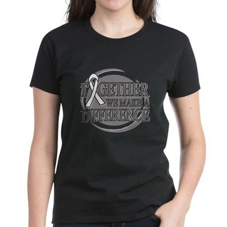 Retinoblastoma Support Women's Dark T-Shirt